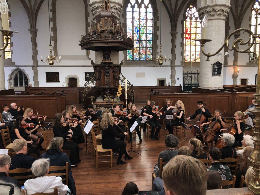 Clavis concert in Bavo 2-6-2018